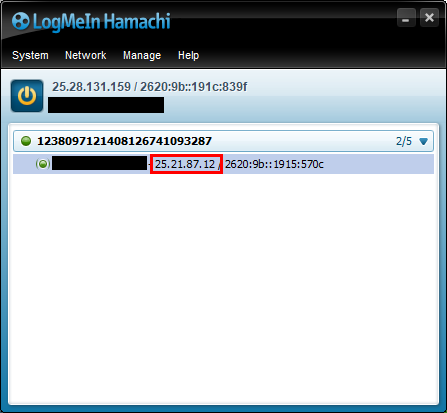 Starting a Server Using Hamachi - wiki